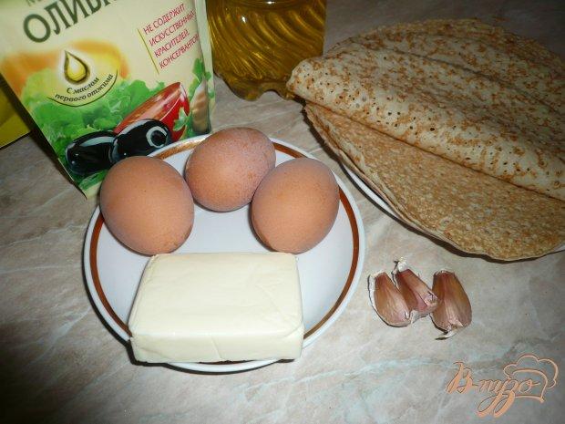 Блинчики на закуску