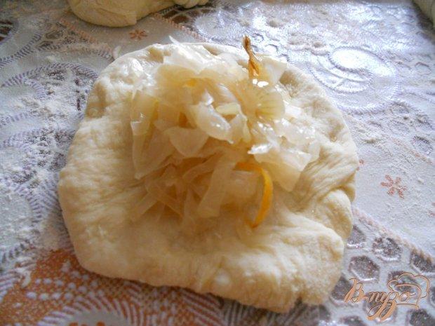 начинка для пирожков из капусты на зиму