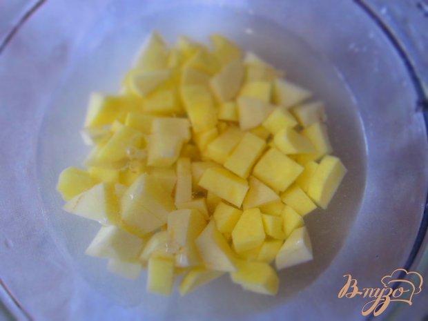 Картофельный суп с мясными фрикадельками
