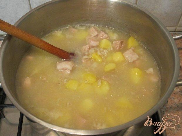 Ароматный суп-харчо