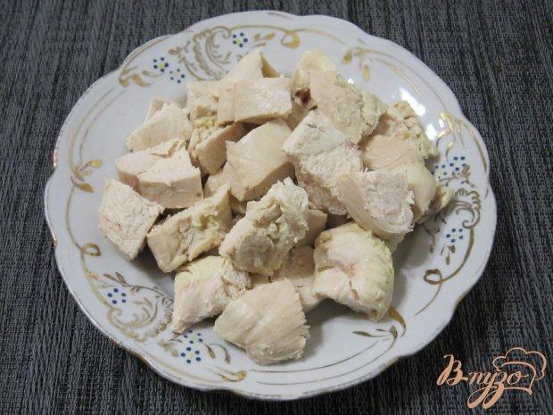 Курица в ореховом соусе