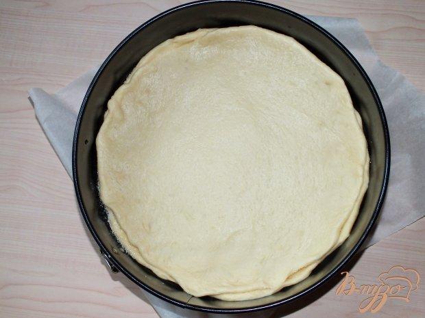Узорчатый пирог с сахаром