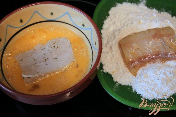 Рыба в овощном маринаде