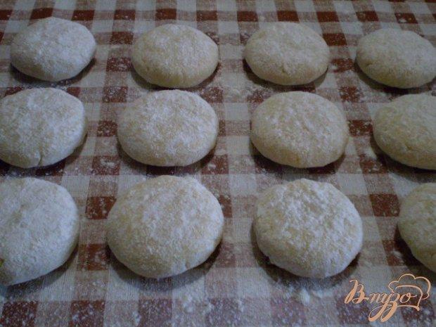 Зразы картофельные с твердым сыром и луком