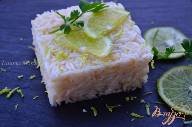 Лаймовый рис
