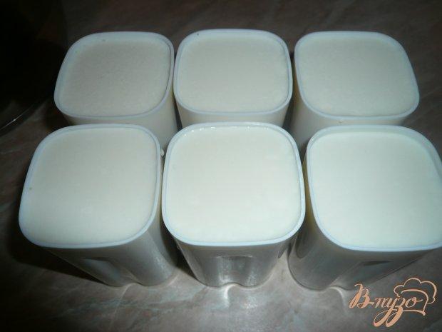 Ванильный йогурт в мультиварке