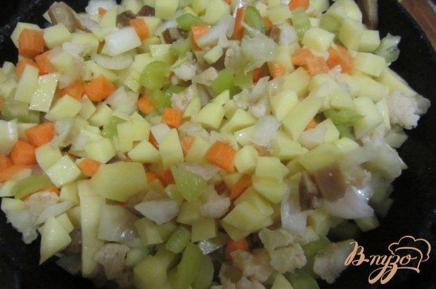 Баклажаны тушенные с овощами по-селенски