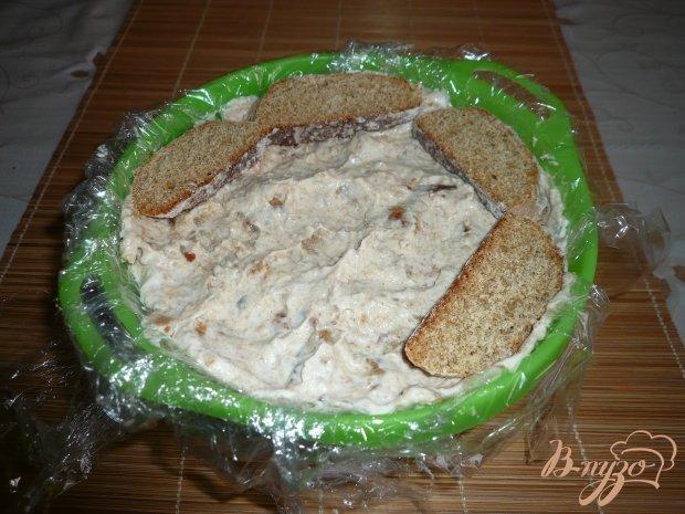 Тортик без выпечки из пряников и зефира