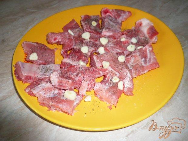 Чечевица с мясом в мультиварке