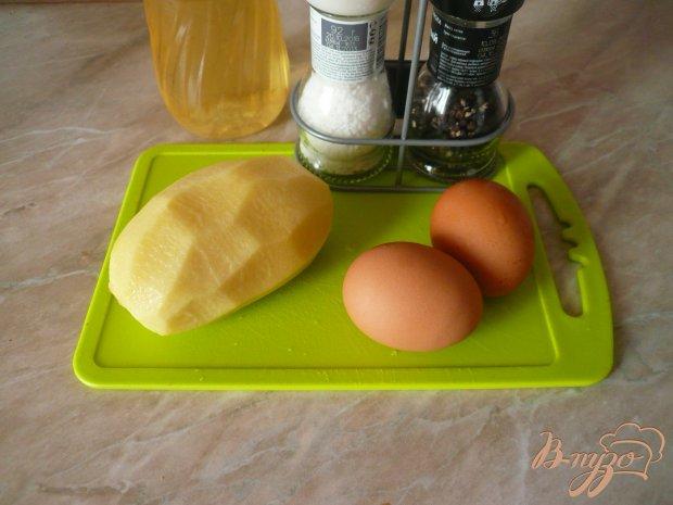 Сытный завтрак для двоих
