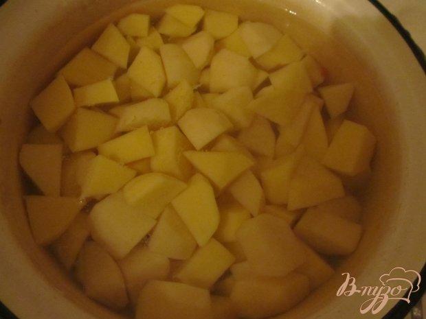 Суп харчо на подчеревке