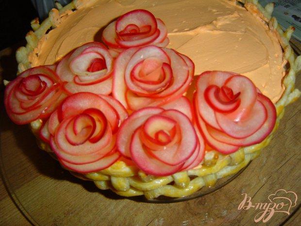 Торт «Миллион алых роз»