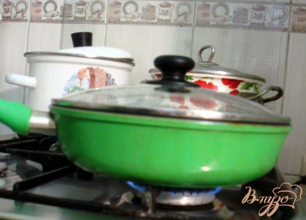 Спаржевая фасоль с сезамом