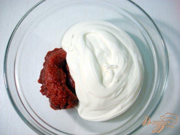 Капуста тушёная без мяса в томатно-сметанном соусе
