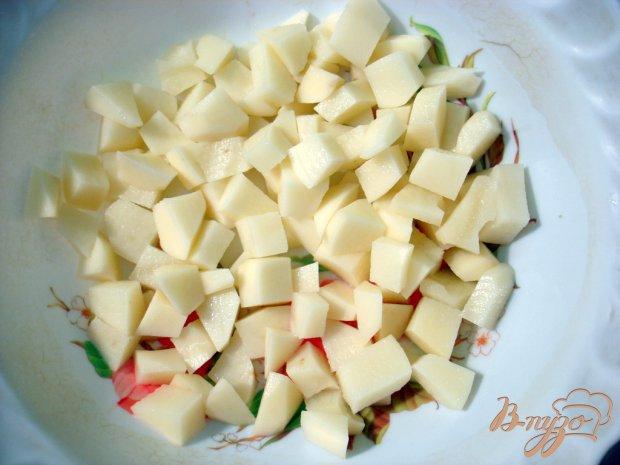 Суп с шампиньонами и сырочками