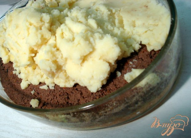 Картофельная запеканка с печенью