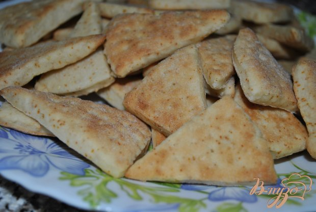 Лимонно-медовые крекеры