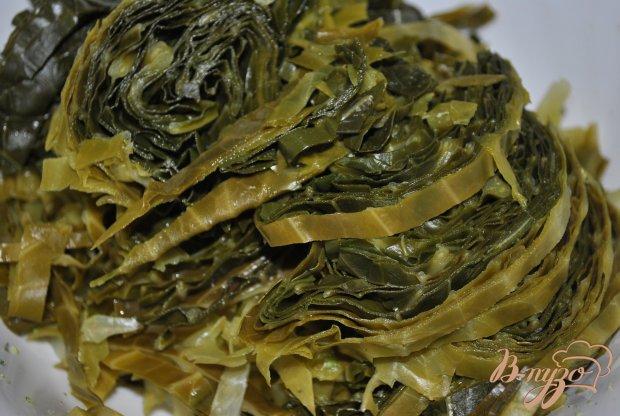 Тушеные грибы-вешенки с капустой