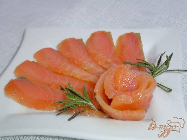 Красная рыба соленая по домашнему