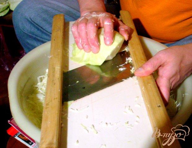 Салат из капусты с перцем длительного хранения