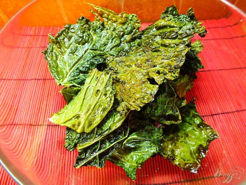 листья цветная капуста рецепты