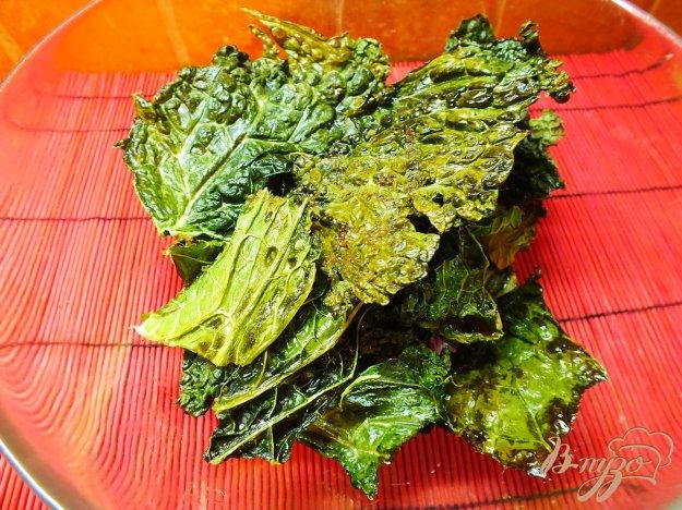 блюда из капусты листовой