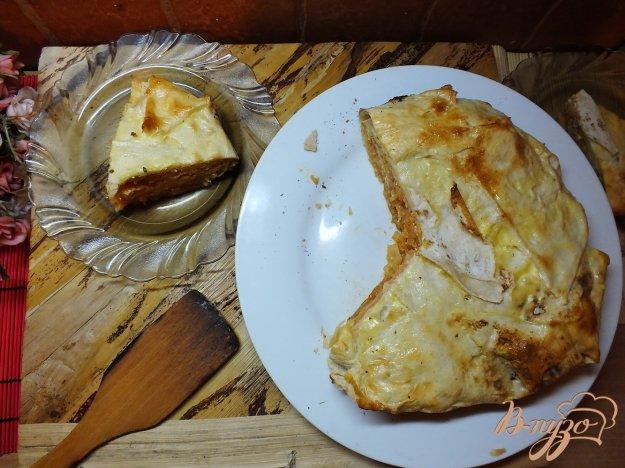 Рецепт Капустный пирог из листового лаваша