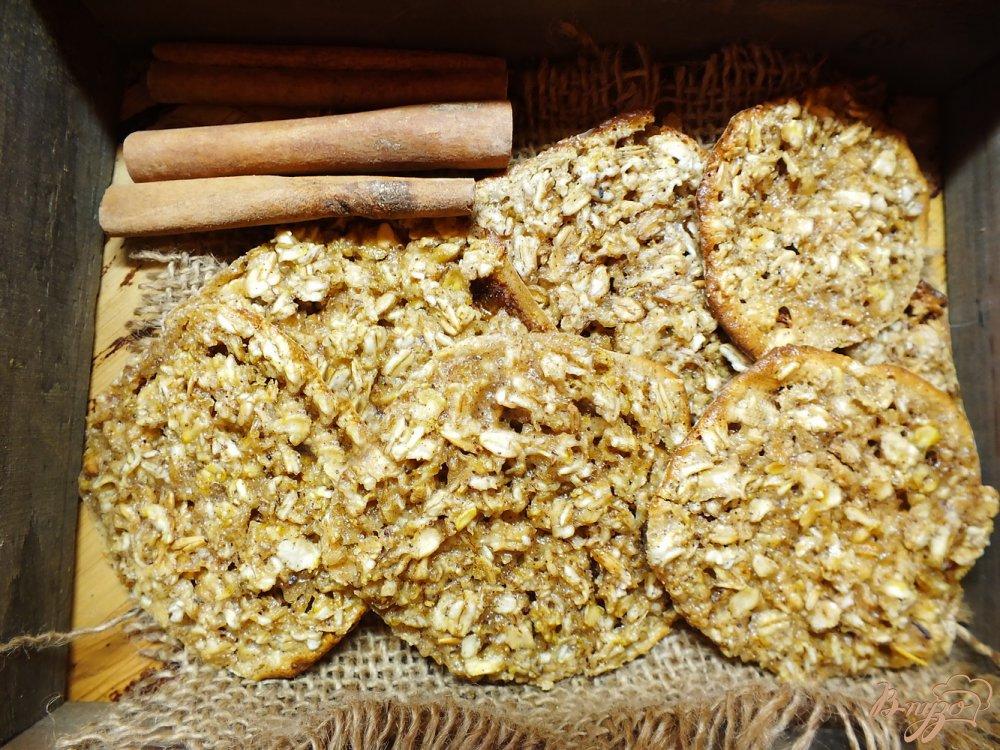 Овсяное печенье в домашних условиях пошаговый рецепт с фото