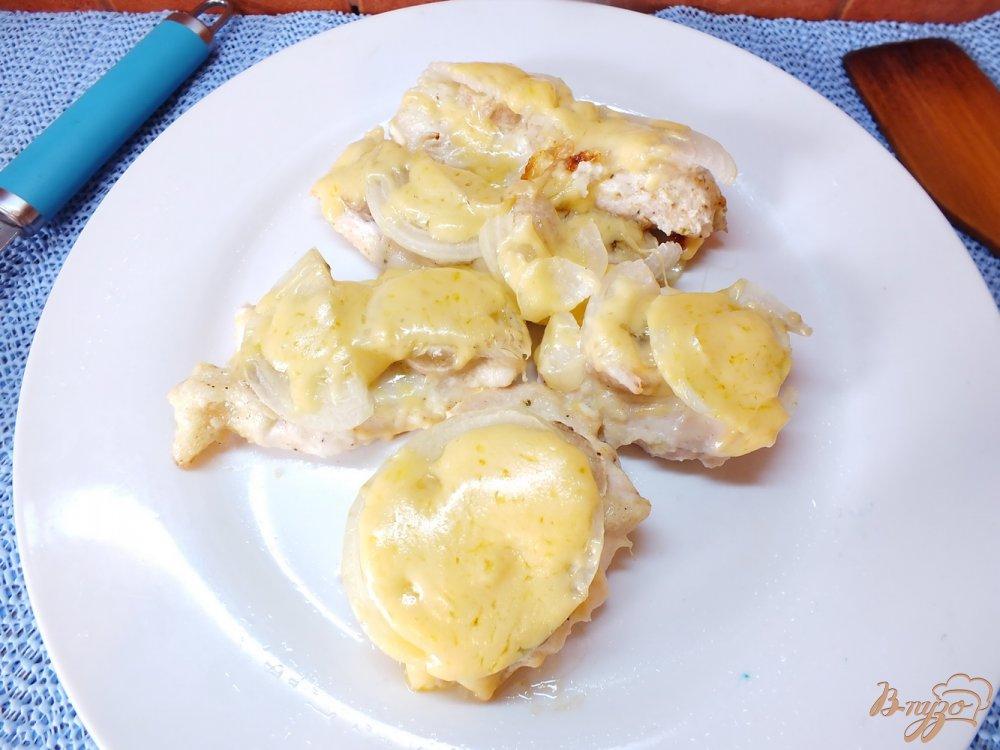 рецепт курица запеченная с сыром и майонезом