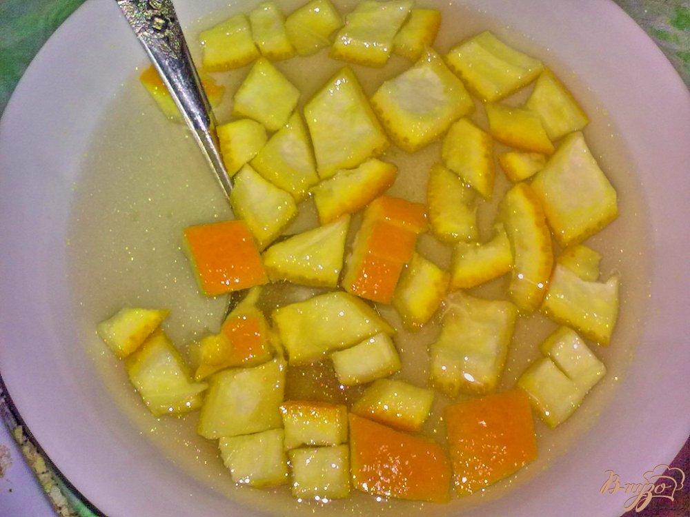 Фото приготовление рецепта: Сосиски в фруктовом соусе шаг №6