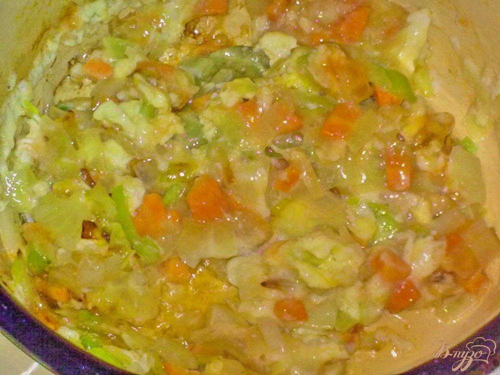 Фото приготовление рецепта: Болтушка