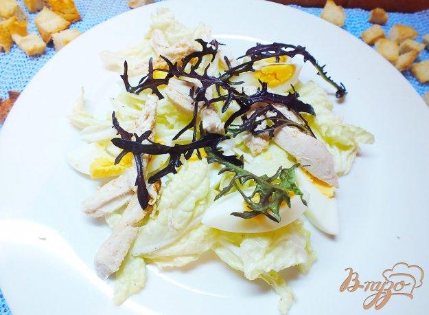 Рецепт Салат деревенский с курицей
