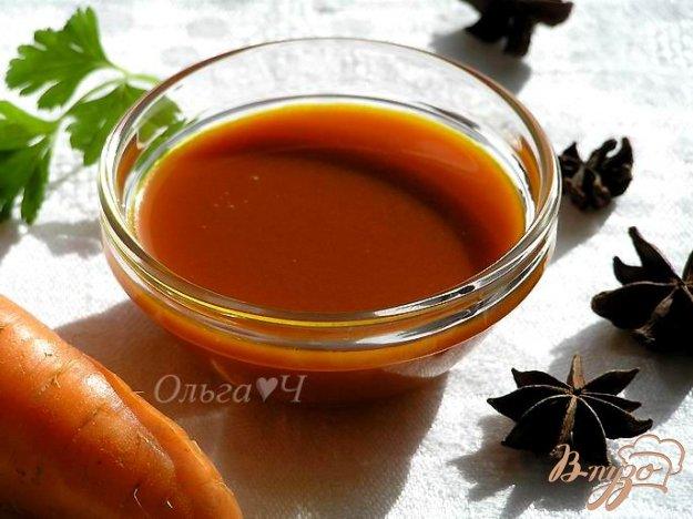 Рецепт Волшебный морковный соус от Сильвестра Вахида