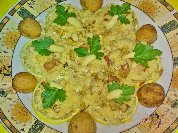 Рецепт Закуска на лимоне
