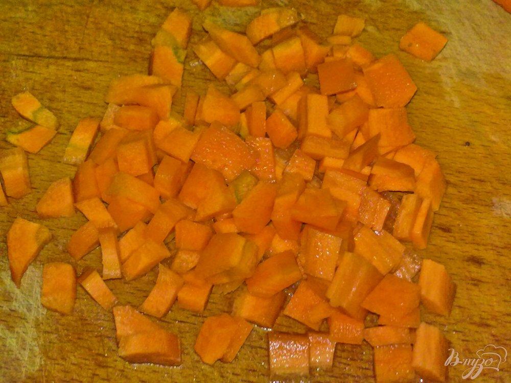 Фото приготовление рецепта: Суп с топинамбуром шаг №3