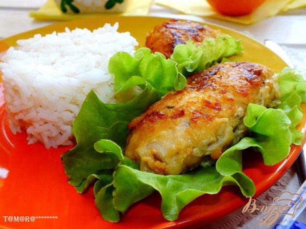Рецепт Куриная грудка в горчичном соусе