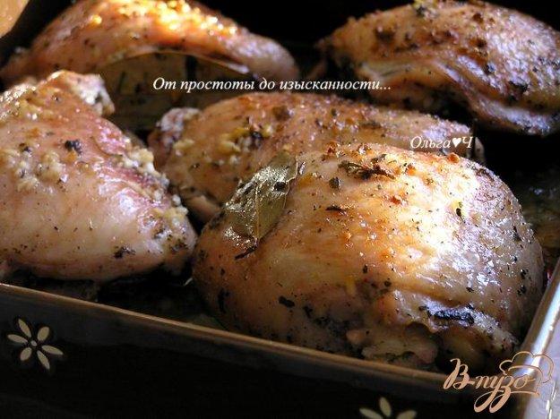 Рецепт Запеченная ароматная курочка