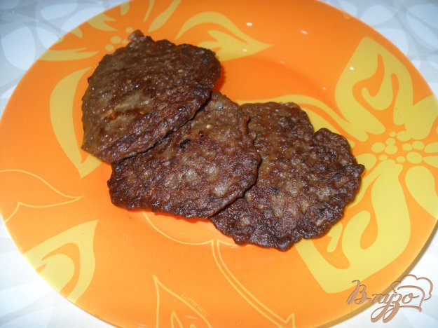 Печень рецепты с пошаговыми