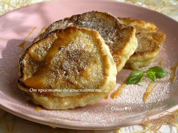 Рецепт Оладьи из геркулесовой каши