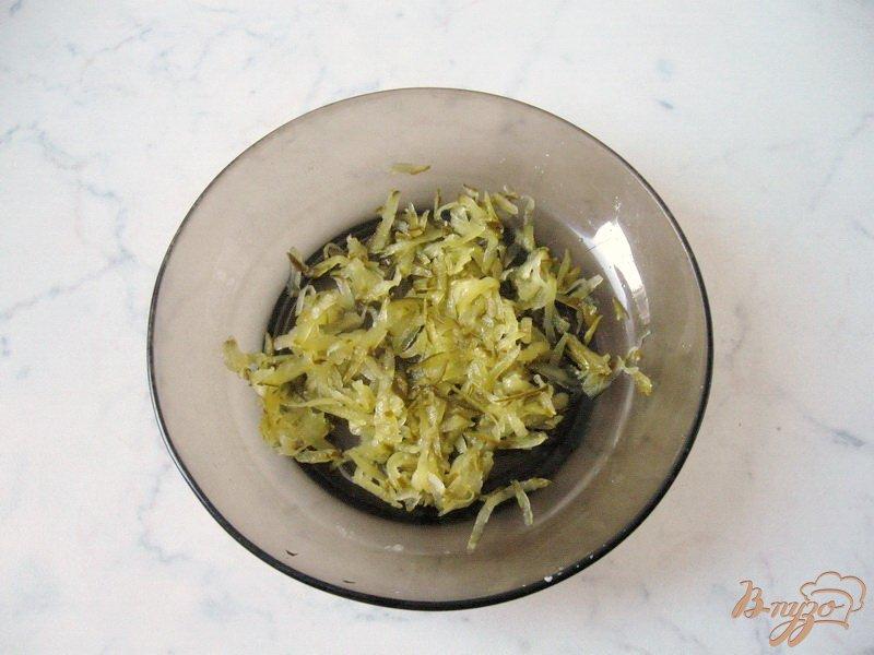 Фото приготовление рецепта: Рассольник с грибами шаг №6