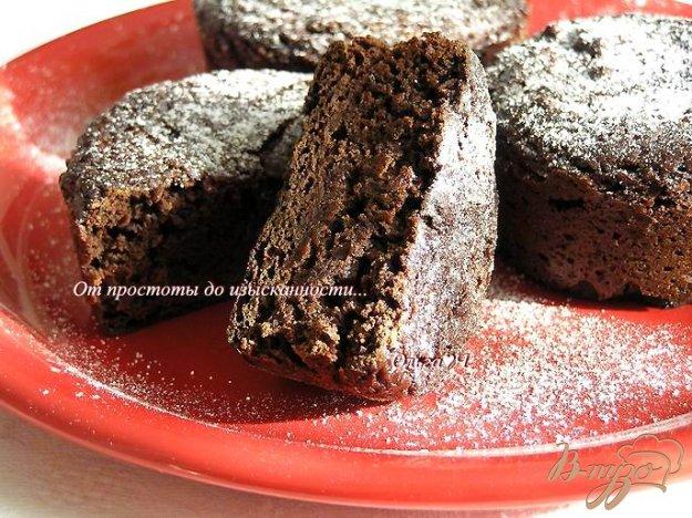 Рецепт Шоколадные кексы (постные)