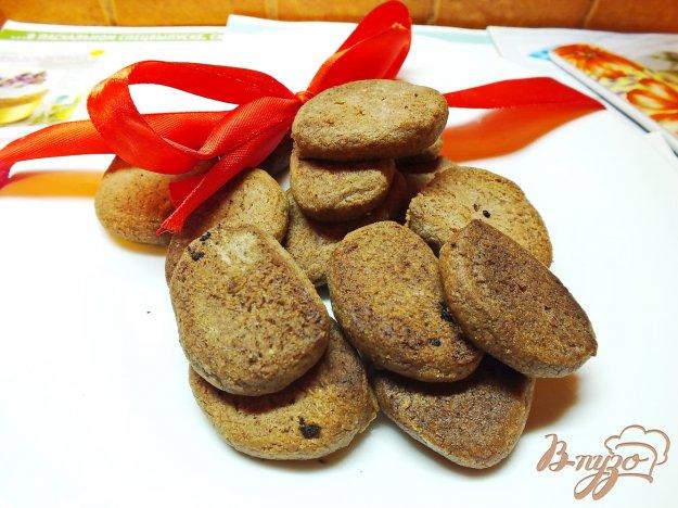 Рецепт Рождественское шоколадное печенье