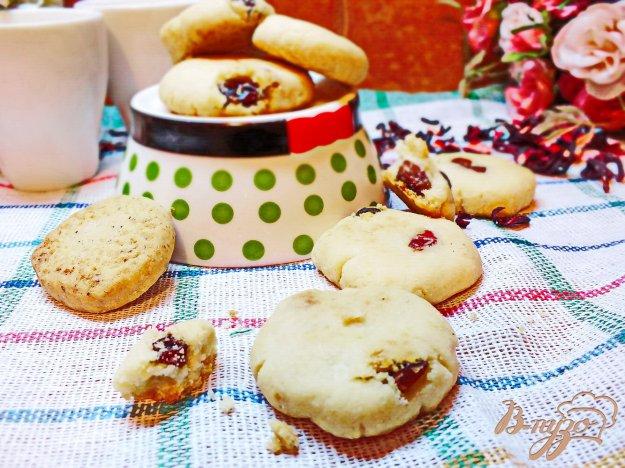 Рецепт Клюквенное печенье