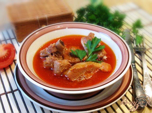 Рецепт Свиные ребрышки в кисло-сладком соусе