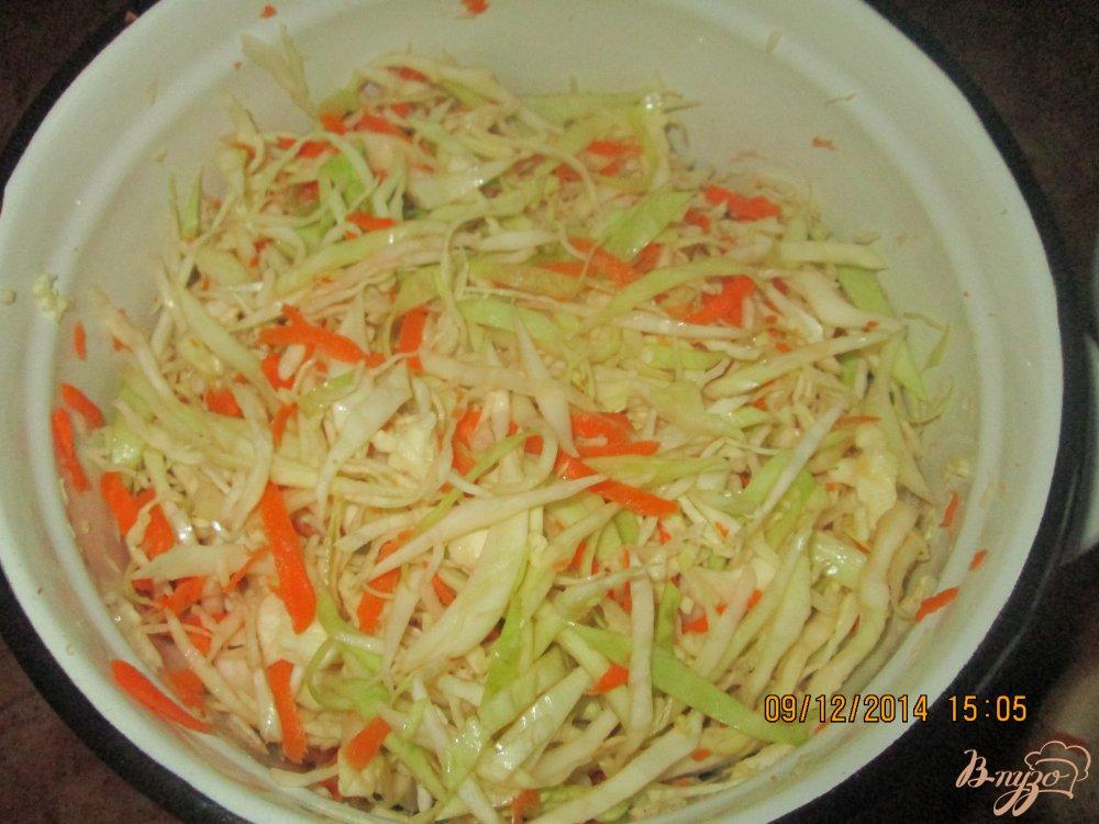 Фото приготовление рецепта: Квашеная капуста шаг №3