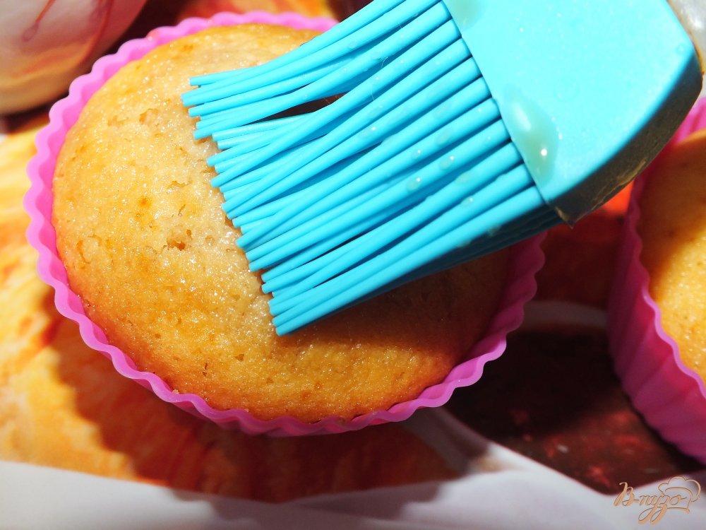 Фото приготовление рецепта: Кексы