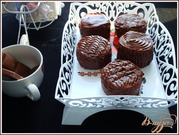 Рецепт Пирожное «А-ля Choco-Pie»