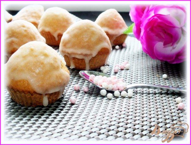 Рецепт Овсяные кексы с коричневым сахаром