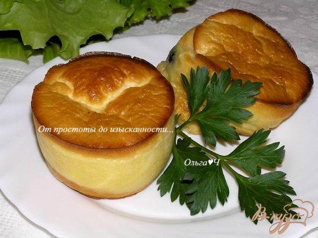 Рецепт Йоркширские пудинги с маслинами