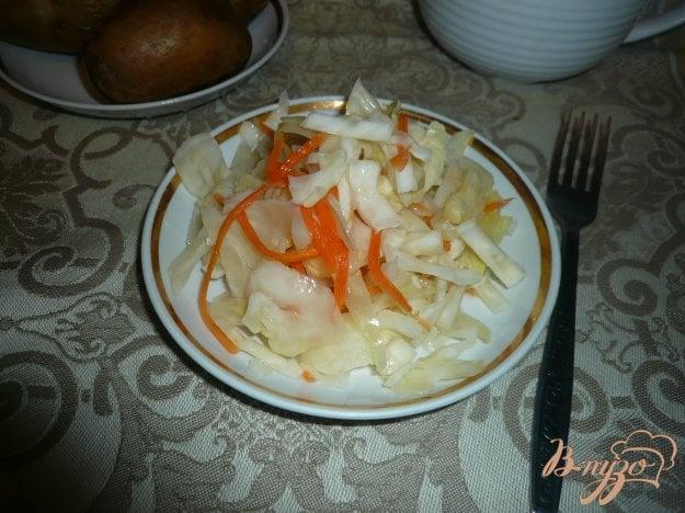 Квашеная капуста без рассола рецепт с фото